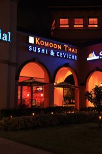 Order Online for pickup at Komoon Naples