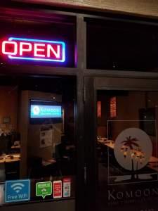 Komoon Immokalee Rd Now Open