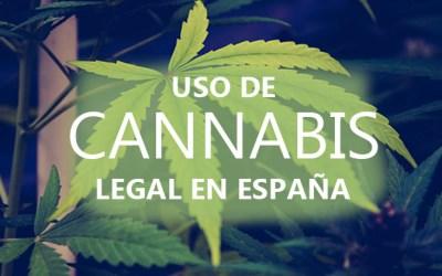Cannabis legal en España