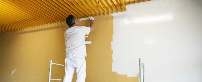 2018 Average Interior Painter Cost Calculator   How Much Does it     Interior House Painter