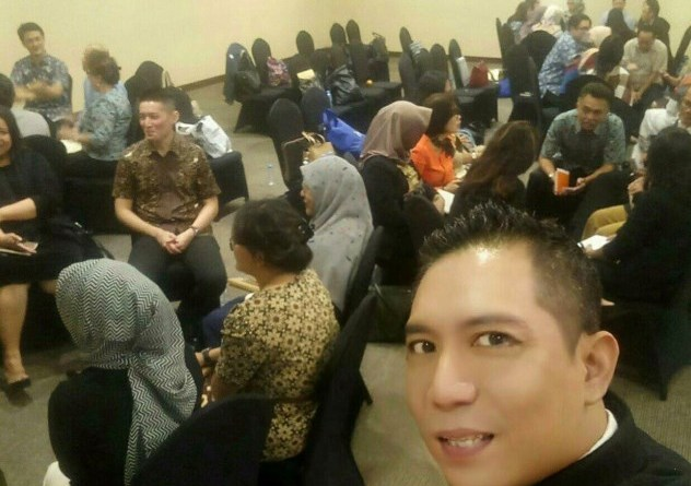 Seminar Spiritual Marketing With Allah POWER