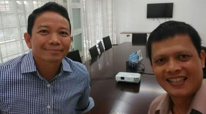 Testimoni Pertemuan Indra Uno dengan Muhammad Idham Azhari