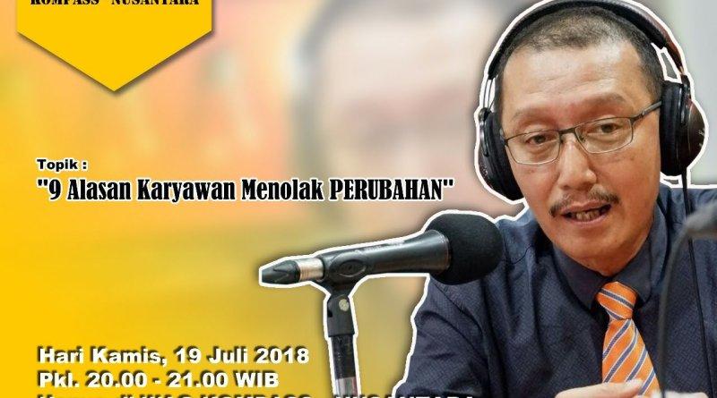Program INTIPS Komunitas Para Sales Super Nusantara 19 Juli 2018