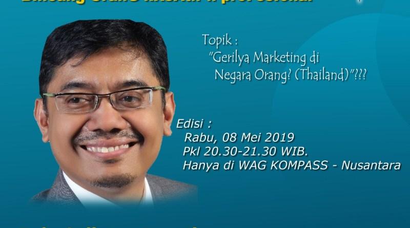 Program Biografi KOMPASS Nusantara 8 Mei 2019