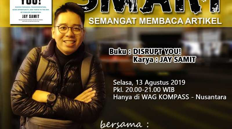 Program SMART KOMPASS Nusantara 13 Agustus 2019