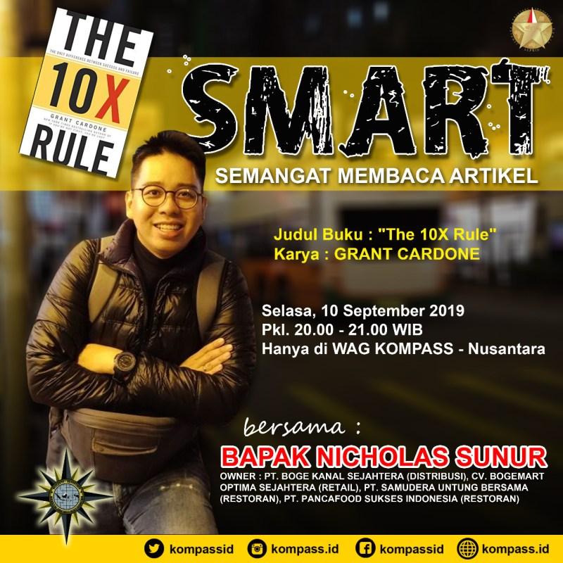 Program SMART KOMPASS Nusantara 10 September 2019