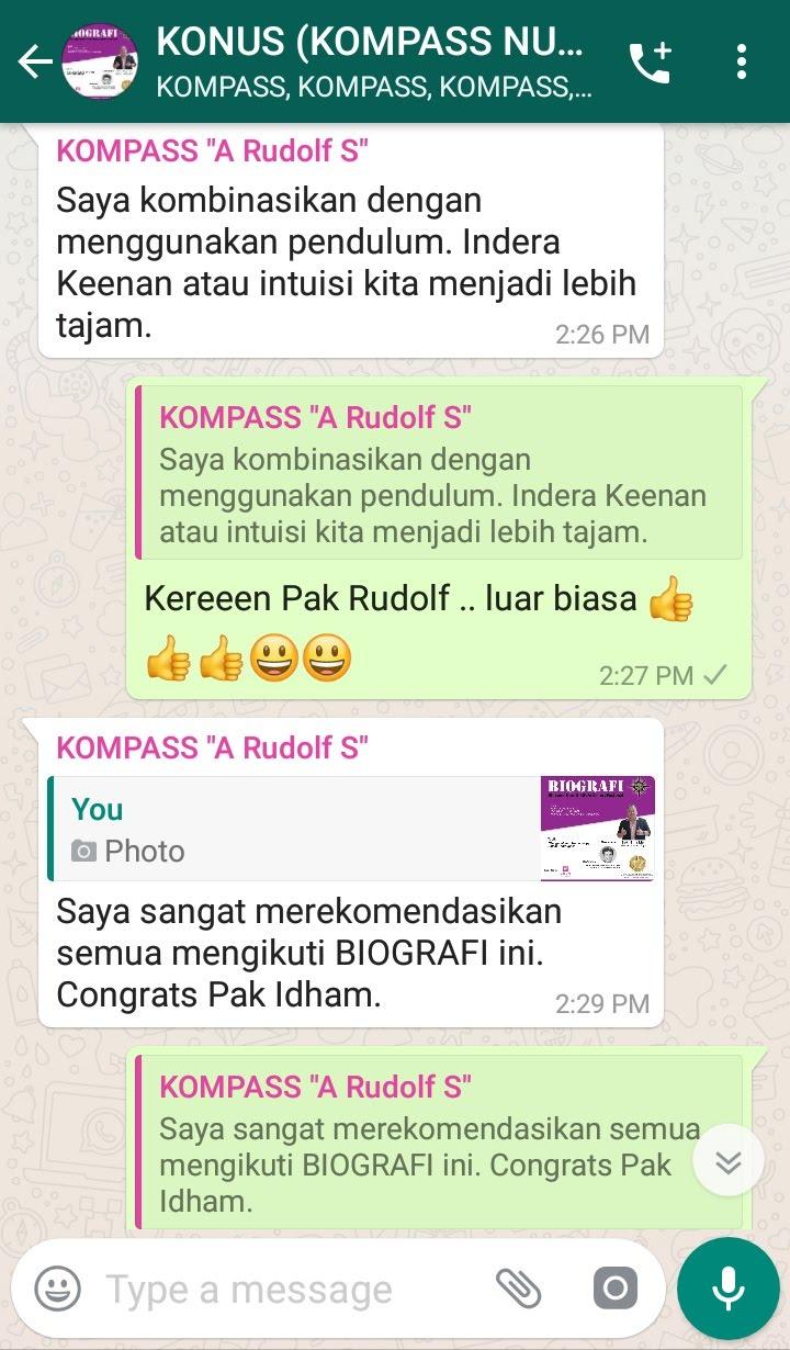 Komentar Muhammad Idham Azhari KONUS Startup Digital 8 Oktober 2019