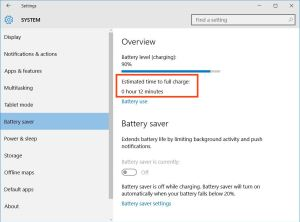 time-remaining-battery-charge