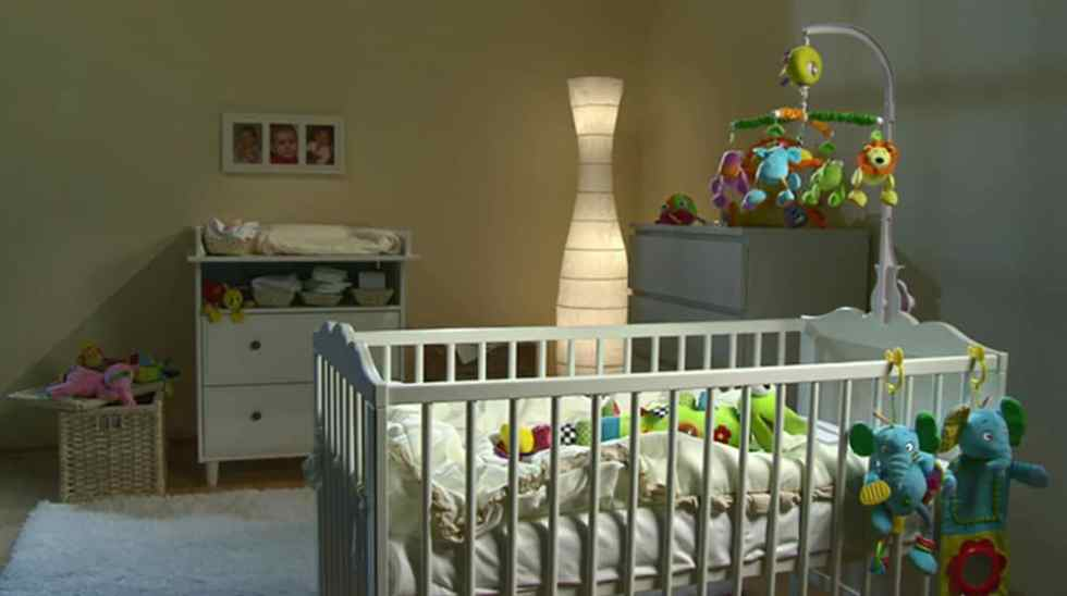 Netgear Arlo Baby ABC1000 HD Baby monitor