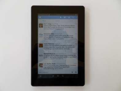 "2013 Amazon Kindle Fire HD 7"" Without Case. Image Credit: Kompulsa."