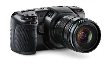 Blackmagic Pocket 4K Cinema Camera