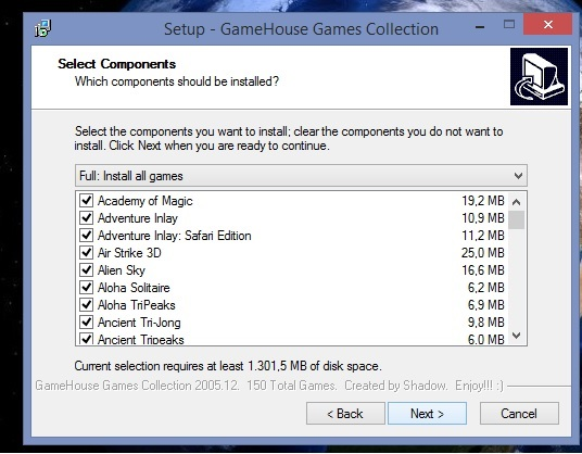 Game House Gratis