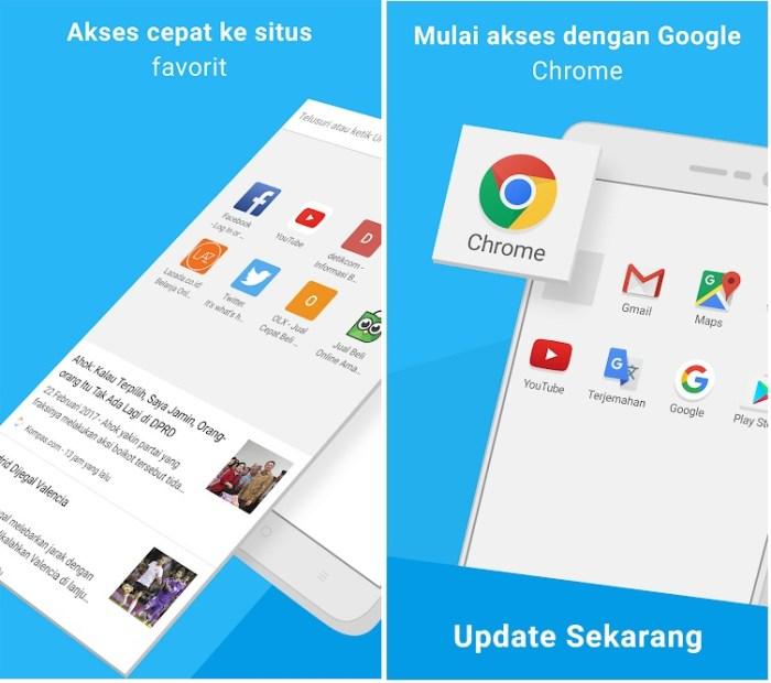 Browser Terbaik Android Paling Cepat Dan Ringan