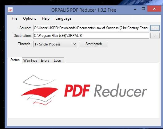 Cara Mengecilkan Ukuran File PDF Offline