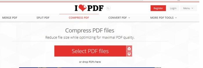 cara mengecilkan size pdf