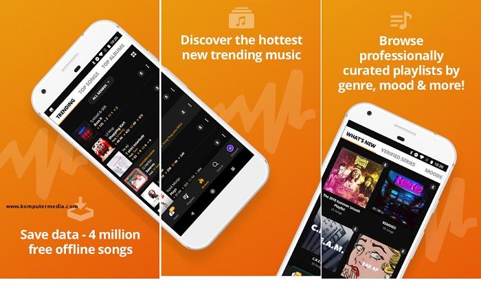 5 Aplikasi Untuk Mendownload Lagu Mp3 Terbaru Gratis