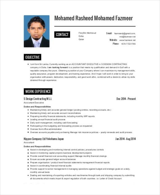 membuat CV Kreatif