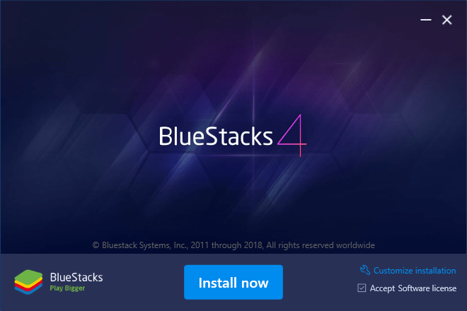 Bluestacks 4  Emulator Android Paling Ringan dan Cepat
