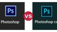 Perbedaan Photoshop CC dan CS