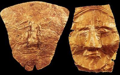 Μακεδονικοί ταφικοί θησαυροί στην αρχαία Σίνδο