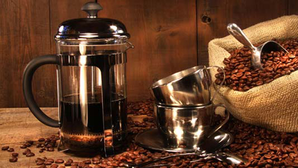 Image result for french press coffee pictures