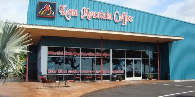 Kona Mountain Coffee Review