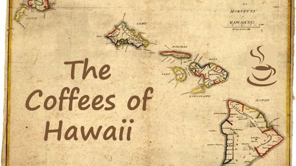 coffees of hawaii - hawaiian coffee