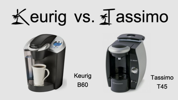Keurig vs Tassimo - which coffee maker is best