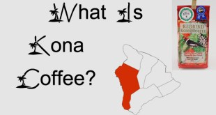 What is kona coffee