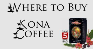 buy kona coffee