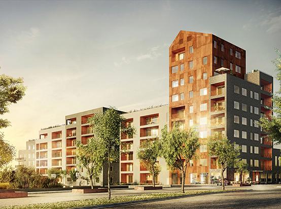 Tobin Äril, bostäder koncept