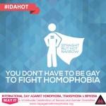 Mari Merayakan IDAHOT, Sudahkah Anda Bersahabat dengan LGBT?