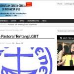 Pernyataan Pastoral Tentang LGBT