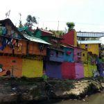 Kampung Warna yang Memberikan Warna Baru