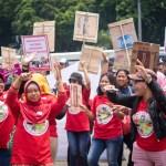 Mozaik Aksi Hari Perempuan Internasional