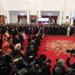 Kabinet Jokowi Tak  Memprioritaskan HAM  dan Minim Perempuan