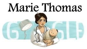 Tahukah Kamu: Marie Thomas Dokter Perempuan Pertama Indonesia di Google Doodle
