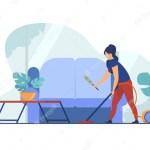 Aku PRT Yang Single Parent; Pandemi Adalah Situasi Buruk Bagi Kami