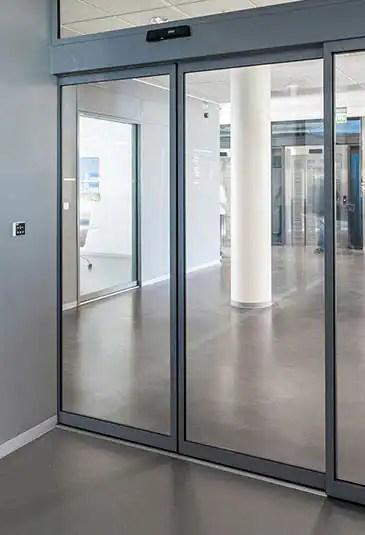 KONE Automatic Sliding Doors