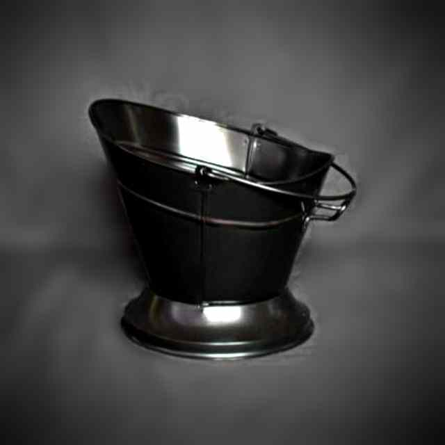 Iron Coal Bucket