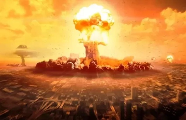 Starożytne wojny nuklearne