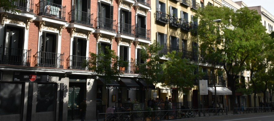 Discovering Spain: Madrid