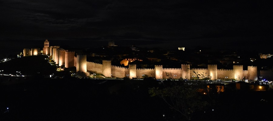 Ávila, another World Heritage Site visited!