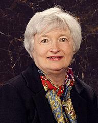 Janet Yellen - Bildquelle: Wikipedia / United States Federal Reserve