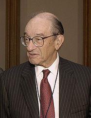 Alan Greenspan (2002) - Bildquelle: Wikipedia / Internationaler Währungsfonds