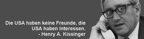 Henry Kissinger - Bildquelle: www.konjunktion.info / Wikipedia