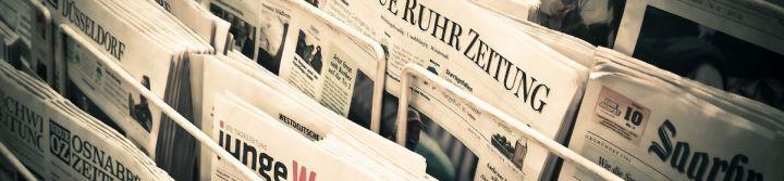 Zeitungsstand - Bildquelle: Pixabay / MichaelGaida; Pixabay License