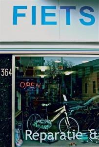 Kringloop-Fiets