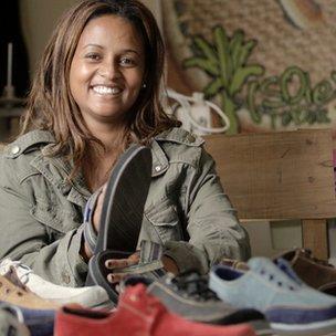 The Shoe-Making Ethiopian- Bethlehem Tilahun Alemu