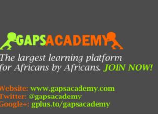 GAPS ACADEMY - AFRICA LEARNING ON THE GO